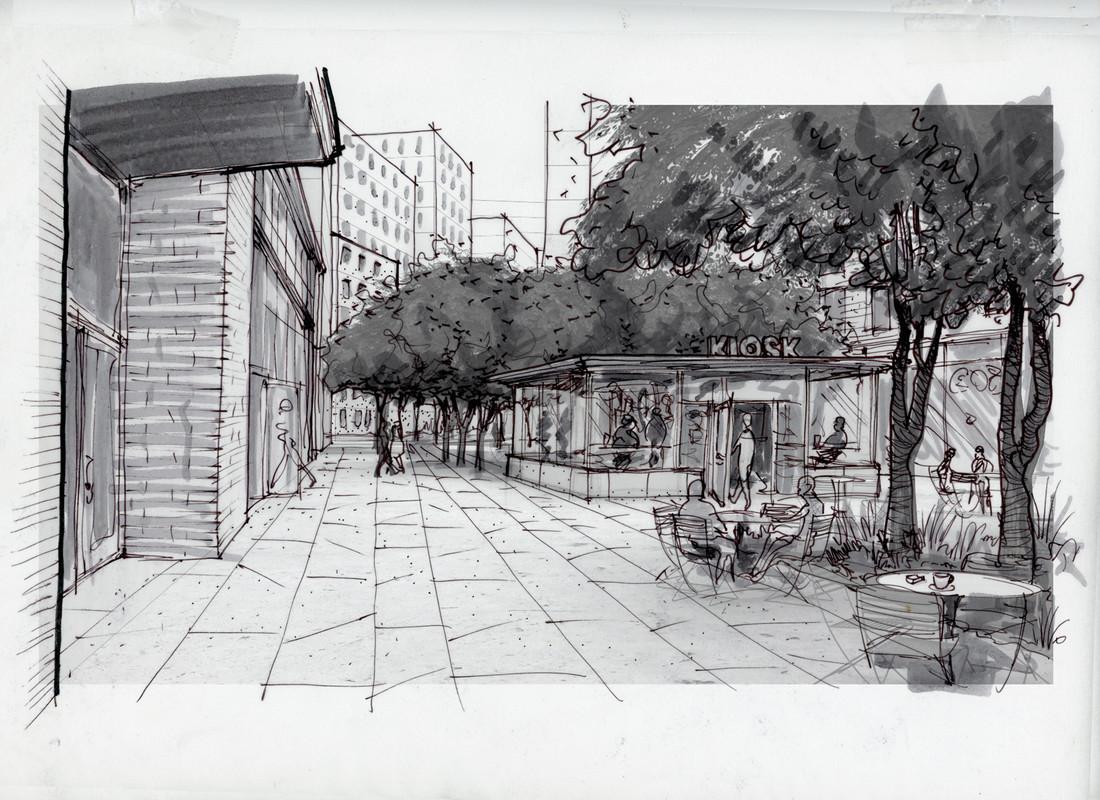 Plaza-West
