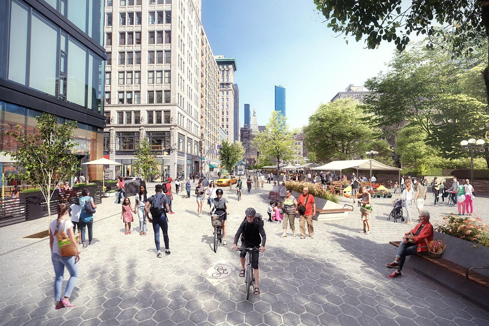 Union Square Visioning
