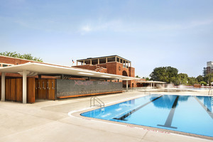 McCarren Pool and Bathhouse