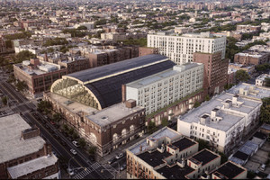 Bedford Union Armory Courts