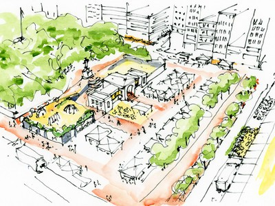 A Guiding Vision for Union Square