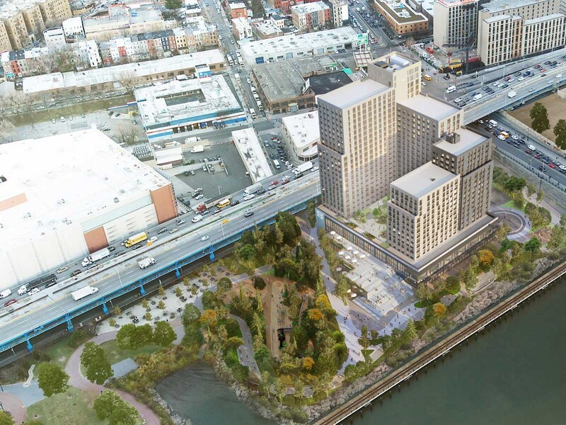 Bronx Point Awarded for Excellence in Waterfront Design